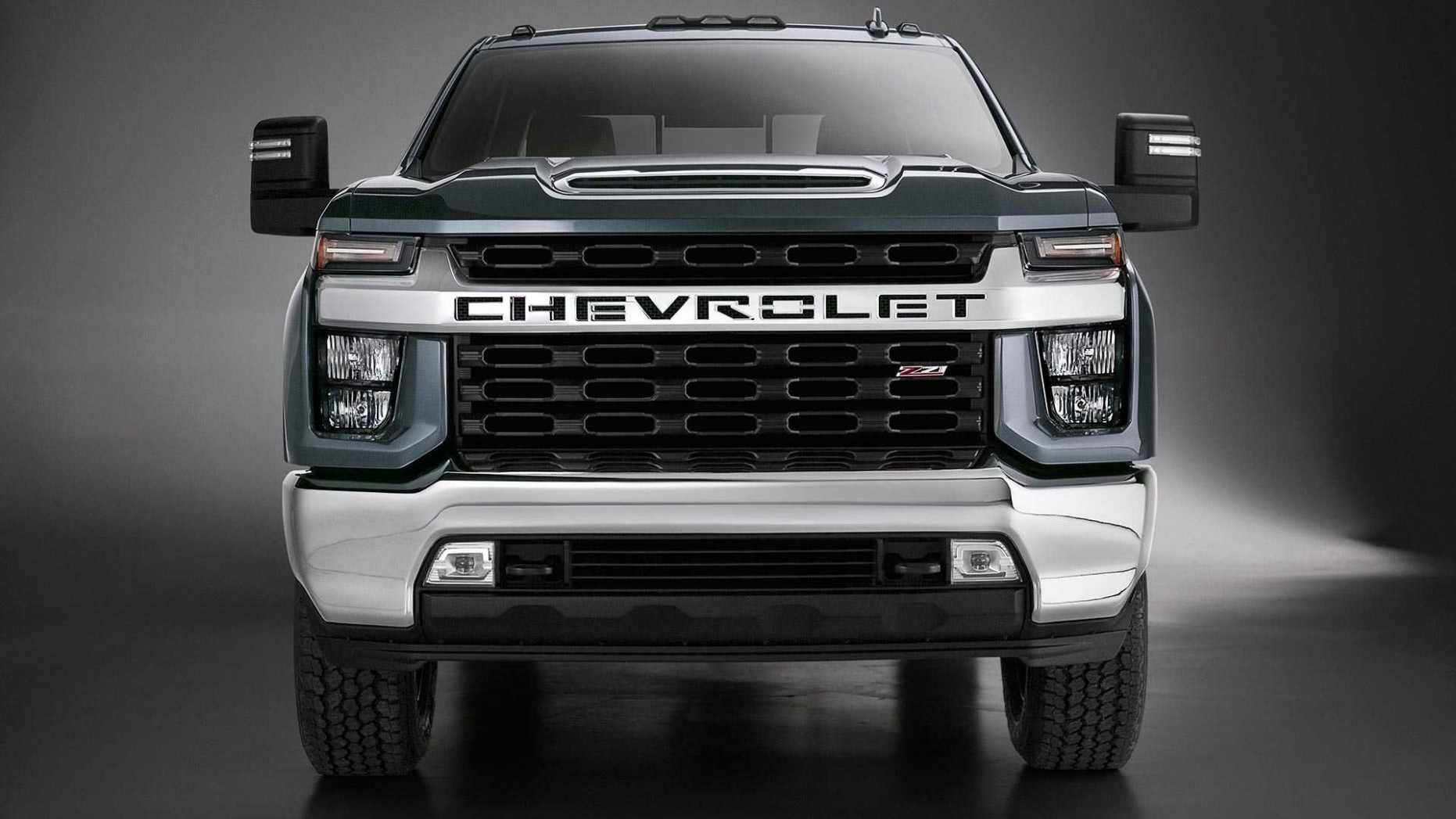8 Chevy Silverado HD Unveiled, Getting New V8 And Gearbox