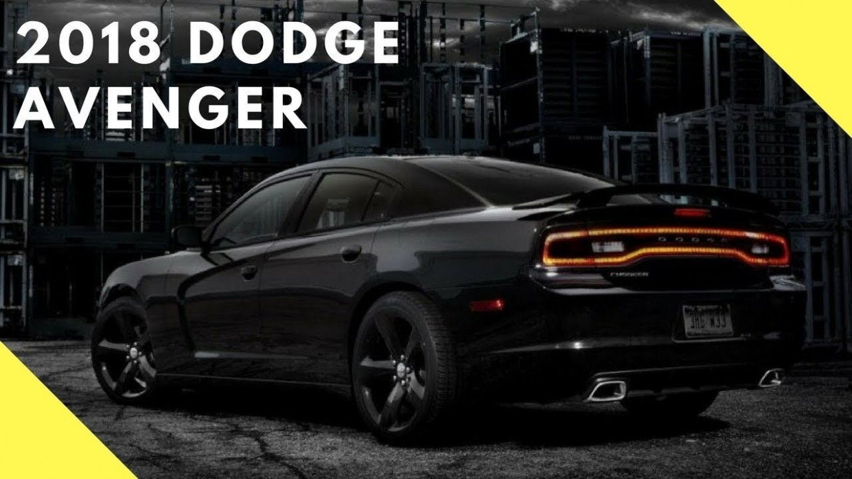 8 Dodge Avenger Redesign, Price and Review | Dodge avenger ...