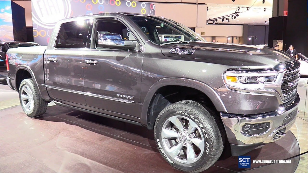 8 Dodge RAM Limited - Exterior Walkaround - 8 LA Auto Show - 2020 dodge trucks for sale
