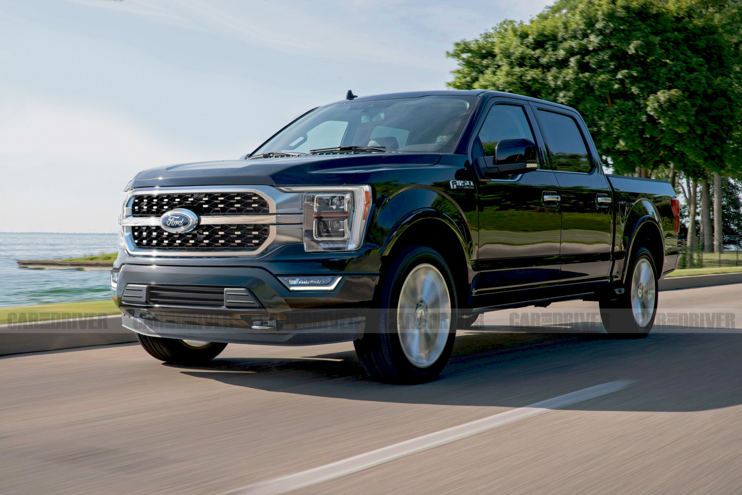 8 Ford F-8: What We Know So Far