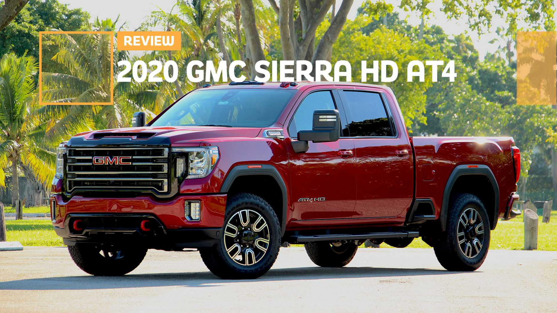 8 GMC Sierra 8 AT8 Diesel Review: Rugged But Unrefined