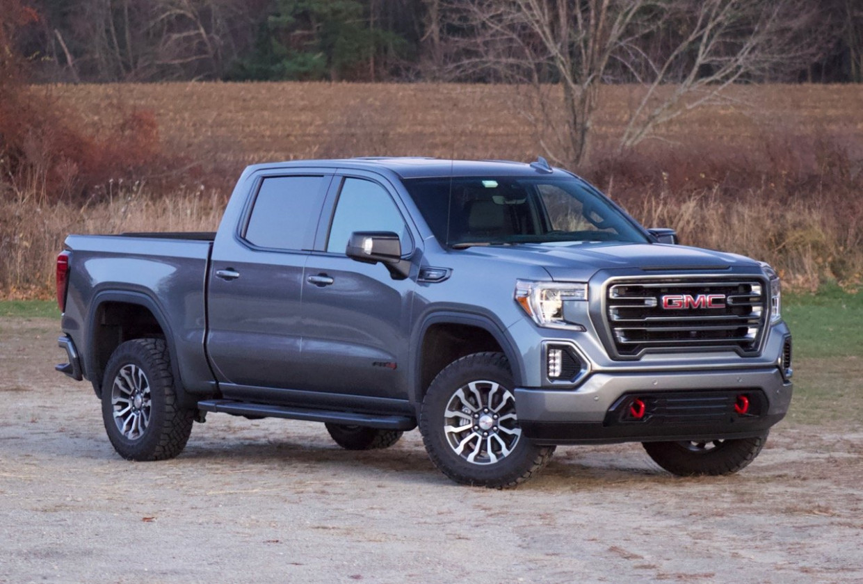 8 GMC Sierra 8 - Overview - CarGurus - 2020 gmc pickup