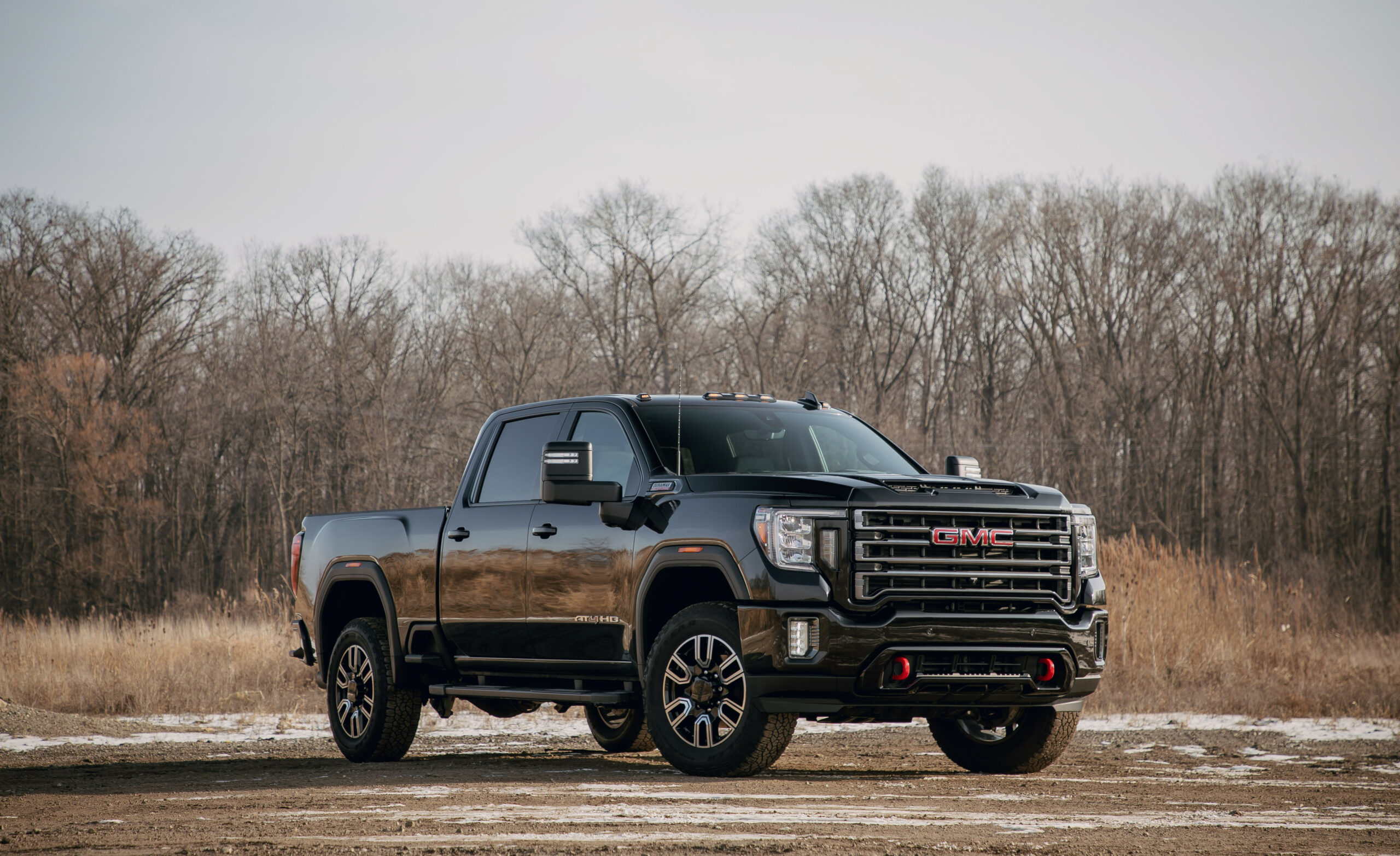 8 GMC Sierra HD Review, Pricing, and Specs