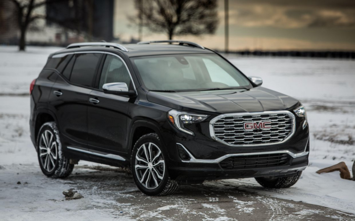 8 GMC Terrain reviews, news, pictures, and video - Roadshow