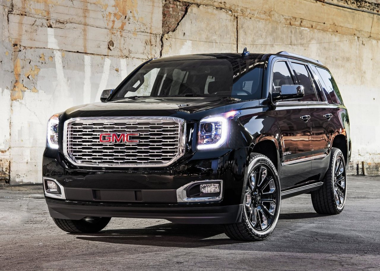 8 GMC Yukon Denali Colors Trims - Best Rated SUV