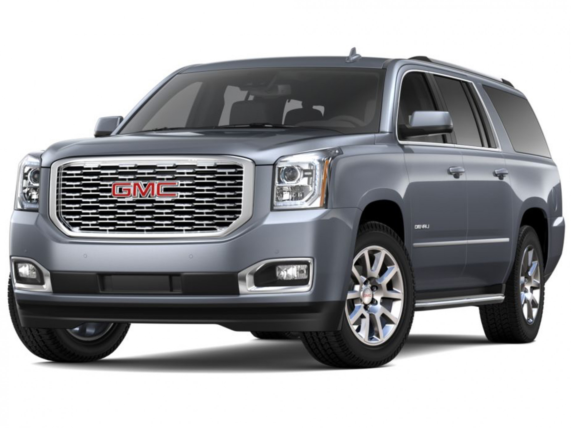 8 GMC Yukon XL Denali Exterior Colors | GM Authority