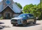 8 Infiniti QX8 luxury SUV specializes in passenger contentment ...