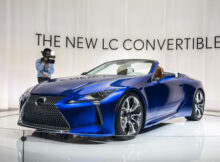 8 Lexus LC8 Convertible Is Finally Here, and It's Gorgeous