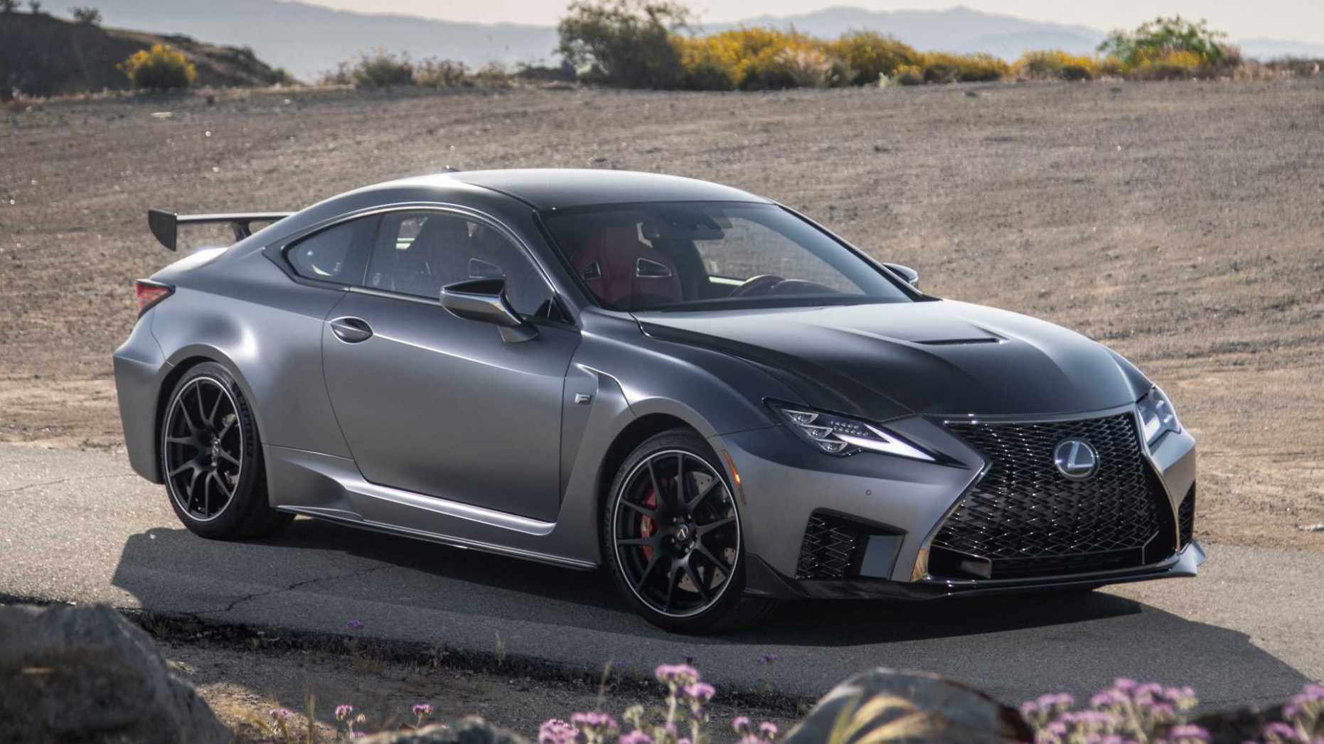 8 Lexus RC F Starts At $8,8, Track Edition Pricier Than LC - 2020 lexus sc500