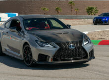 8 Lexus RC F Track Edition first drive review: The F sharpened ...