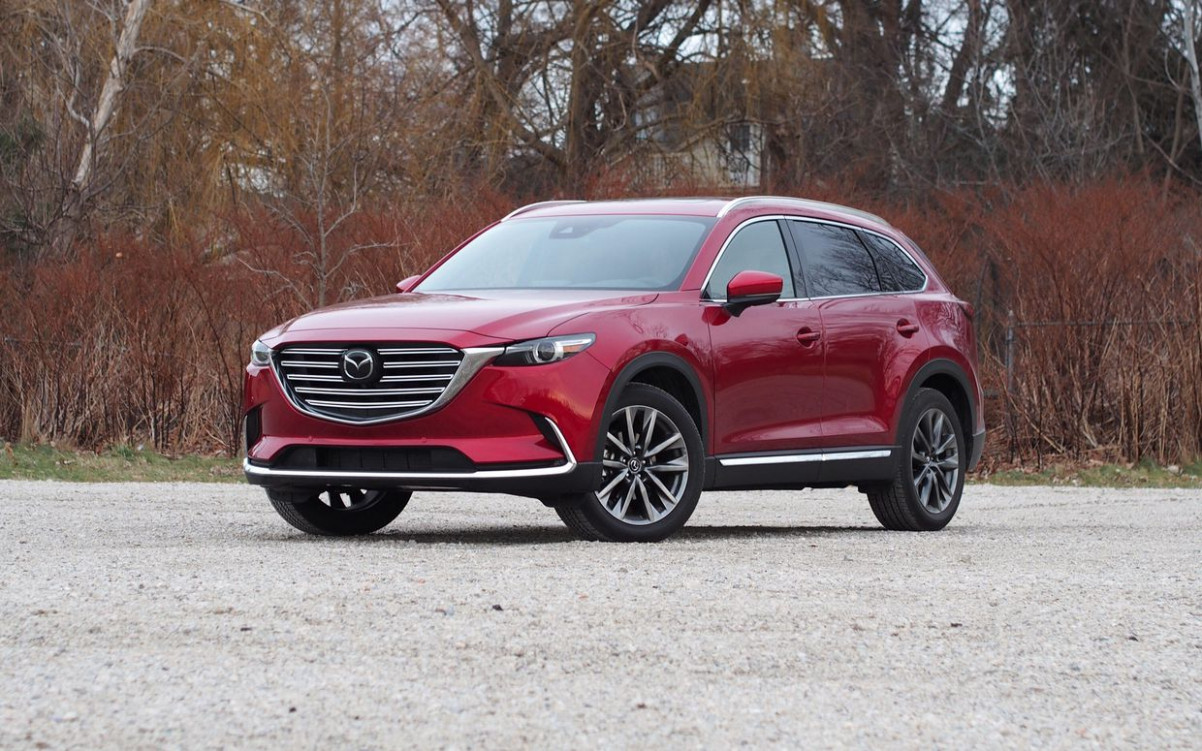8 Mazda CX-8 reviews, news, pictures, and video - Roadshow