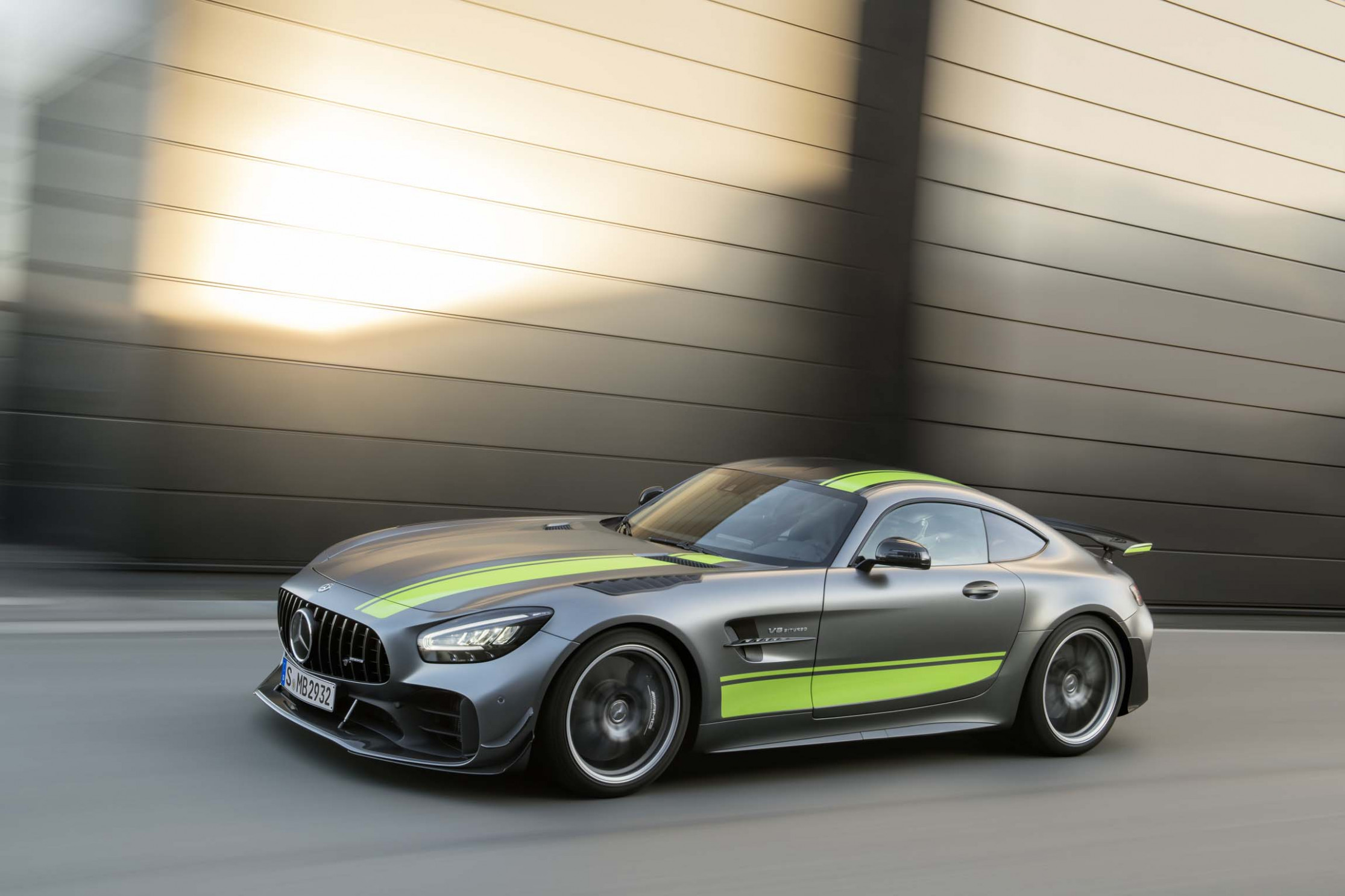 8 Mercedes-AMG GT R Pro priced from $8,8