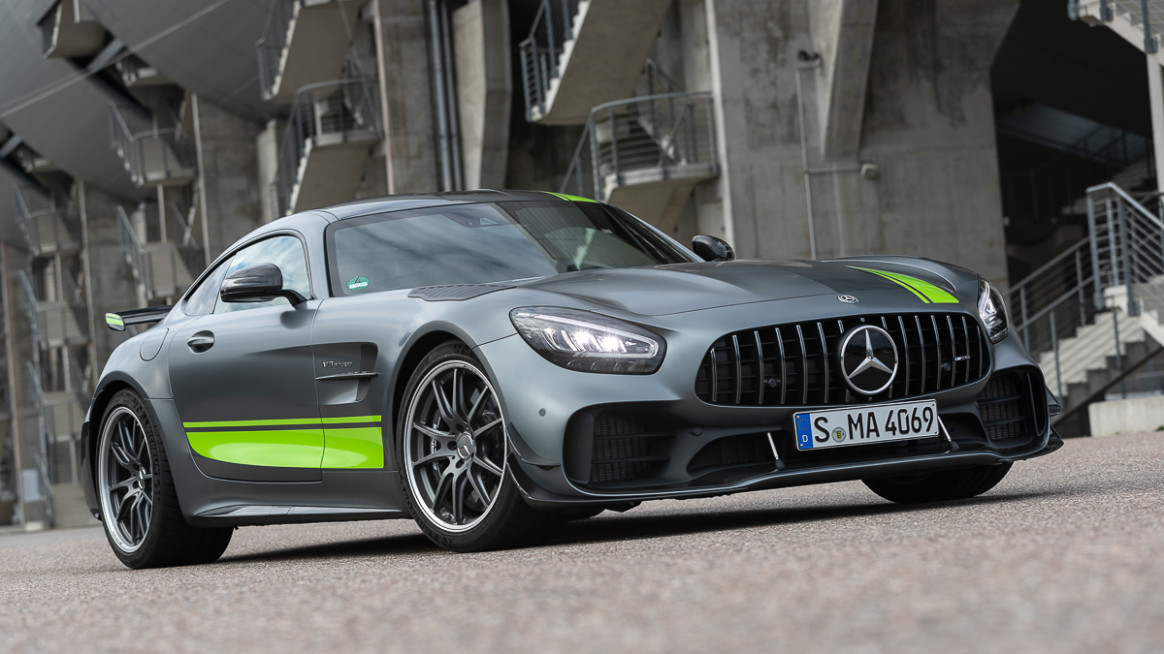8 Mercedes-AMG GT R Pro unveiled – From RM8,8 - News and ...