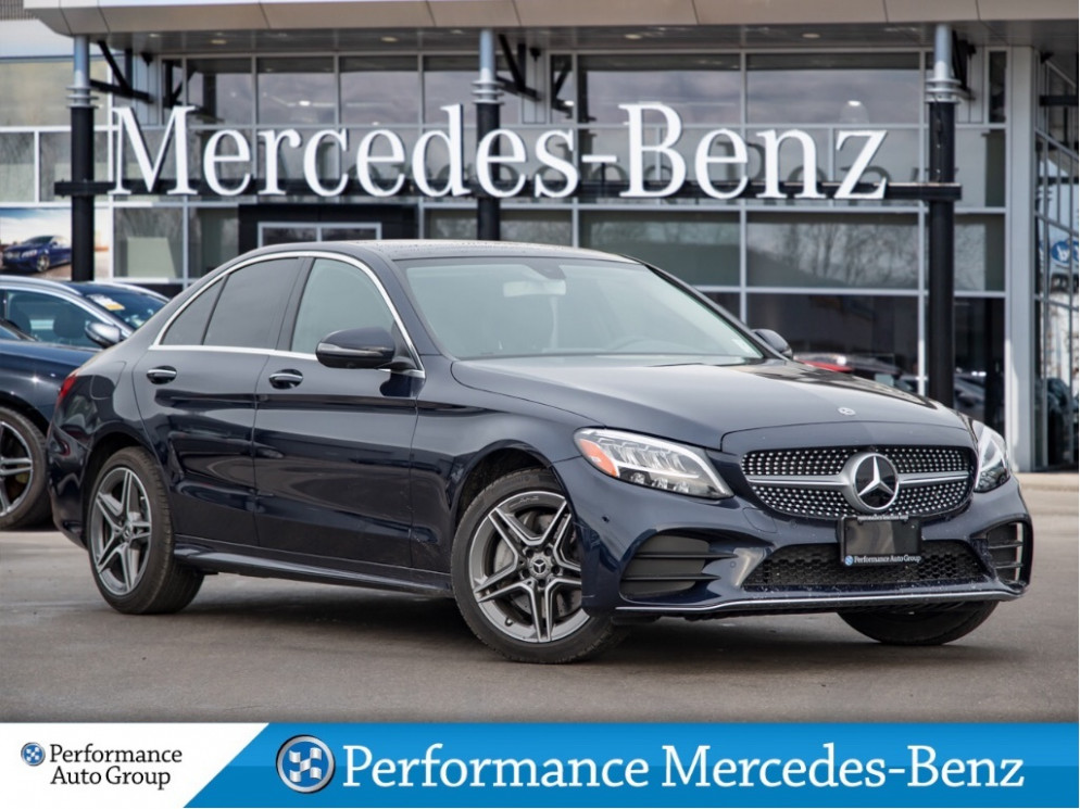 8 Mercedes-Benz C8W 8MATIC Sedan ONE OWNER ..