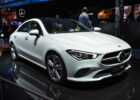 8 Mercedes-Benz CLA brings its svelte looks to CES