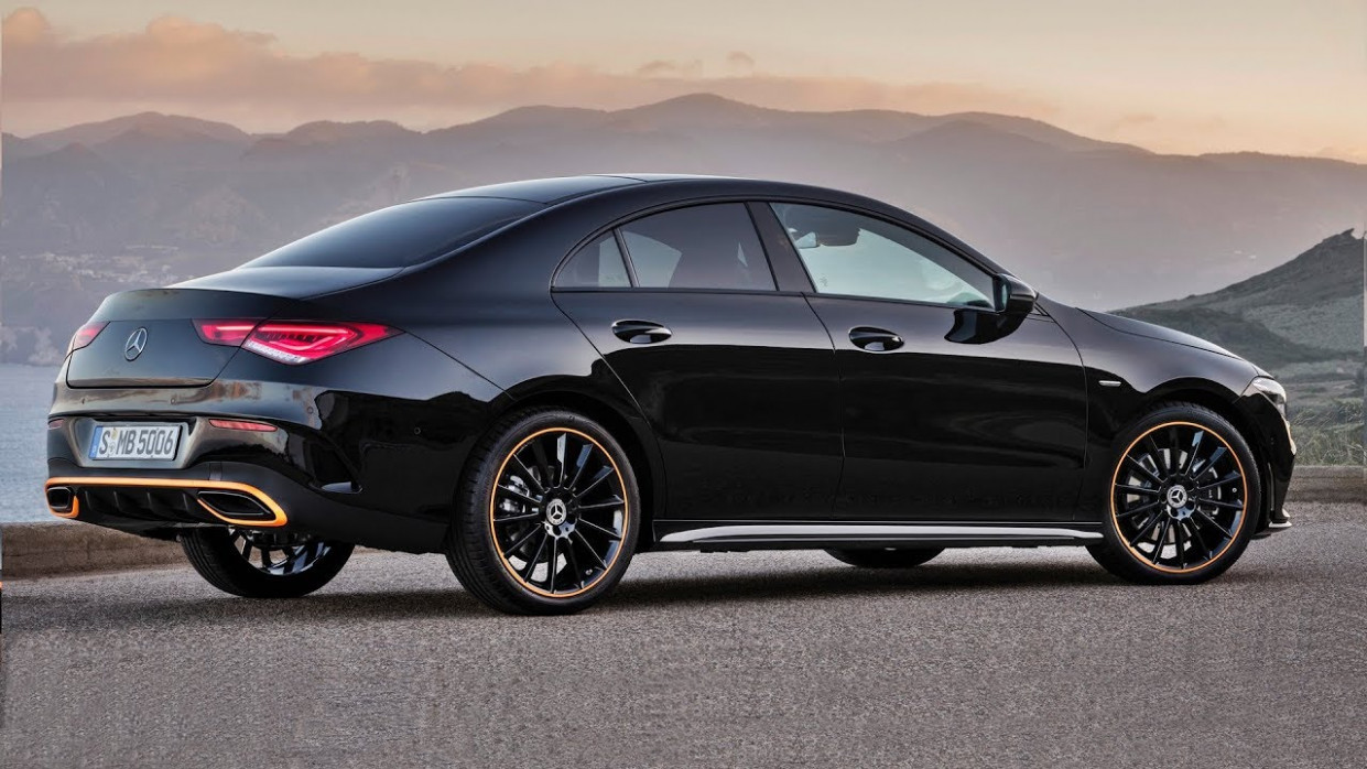 8 Mercedes CLA - interior Exterior and Drive (Awesome Coupe) - 2020 mercedes benz cla 250