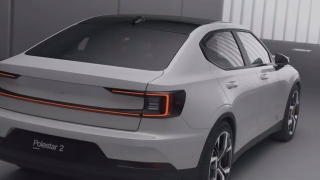 8 Polestar 8 EV – New All-Electric Model from Volvo !! - volvo all electric cars 2020