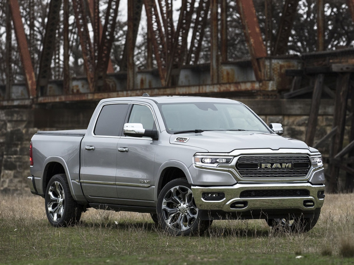 8 Ram 8 EcoDiesel Pricing Announced | Kelley Blue Book - 2020 dodge trucks for sale