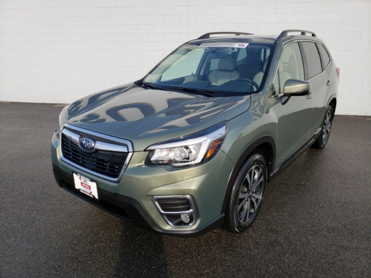 8 Subaru Forester Limited JF8SKAUC8LH458445 | McCurley ..