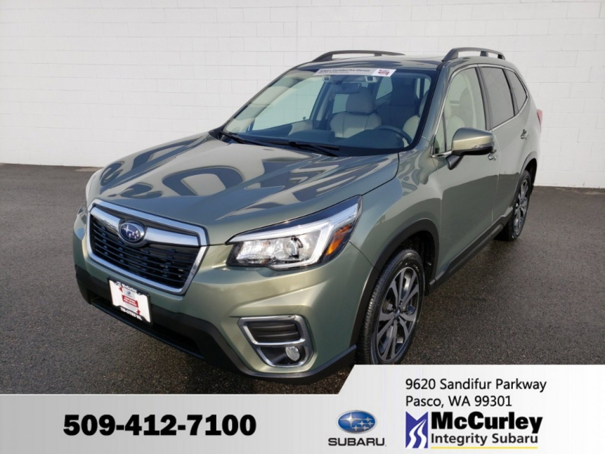 8 Subaru Forester Limited JF8SKAUC8LH458445 | McCurley ...