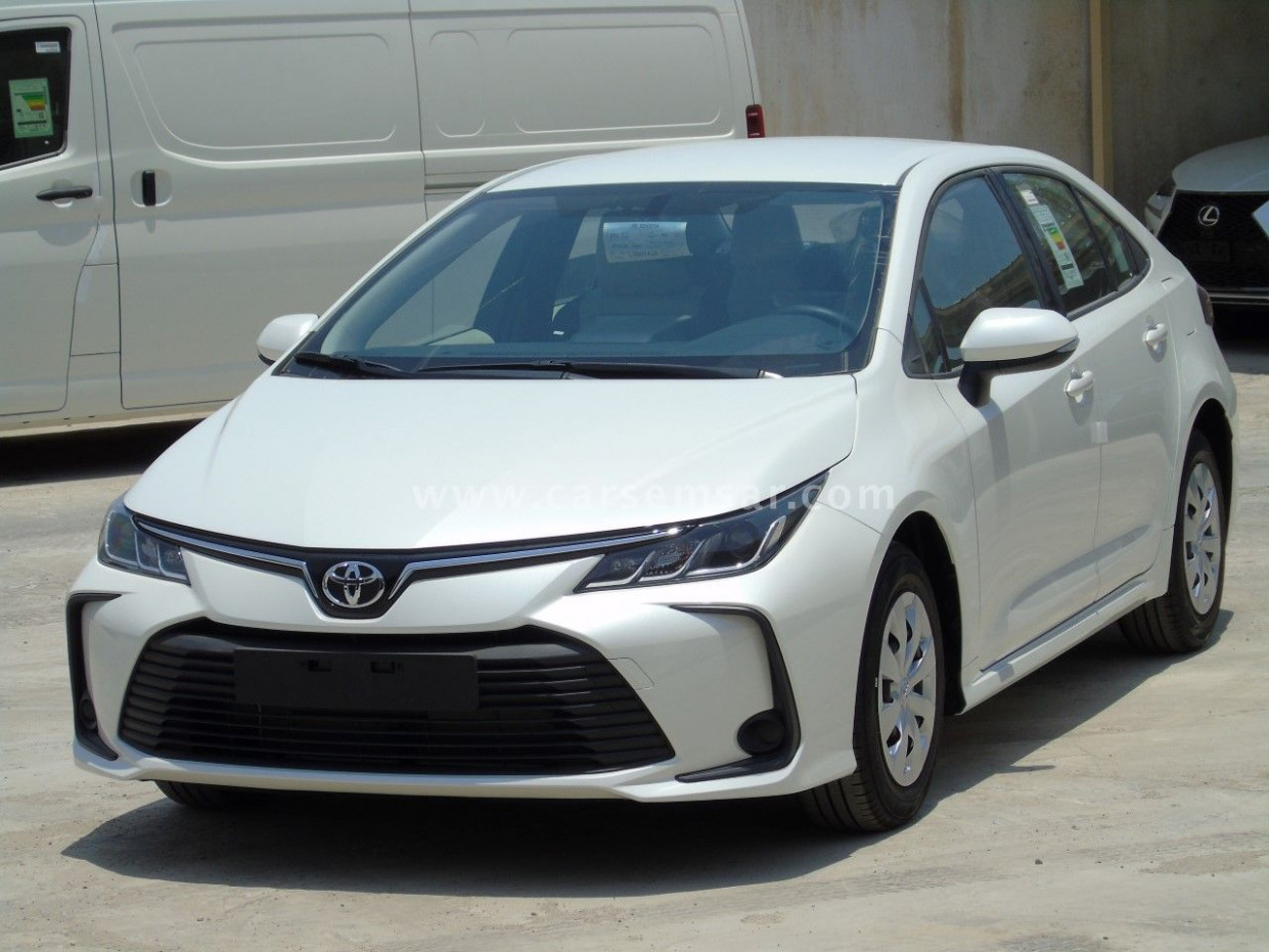 8 Toyota Corolla 8.8 XLI for sale in Qatar - New and used cars ...