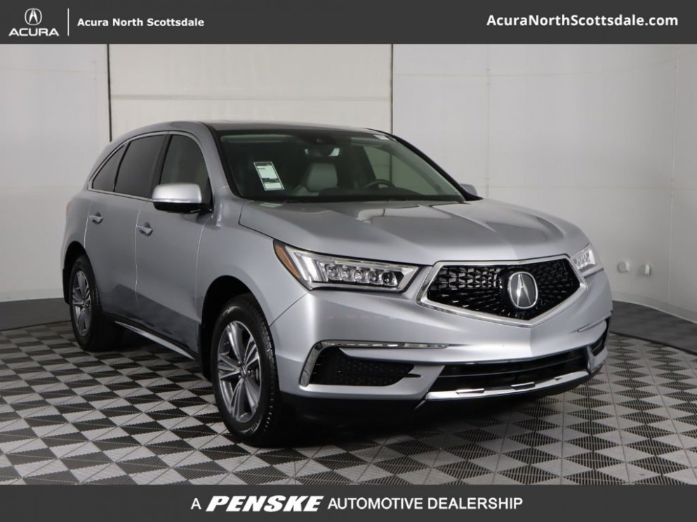 8 Used Acura MDX COURTESY VEHICLE at Scottsdale Ferrari Serving Phoenix,  AZ, IID 8 - 2020 acura used