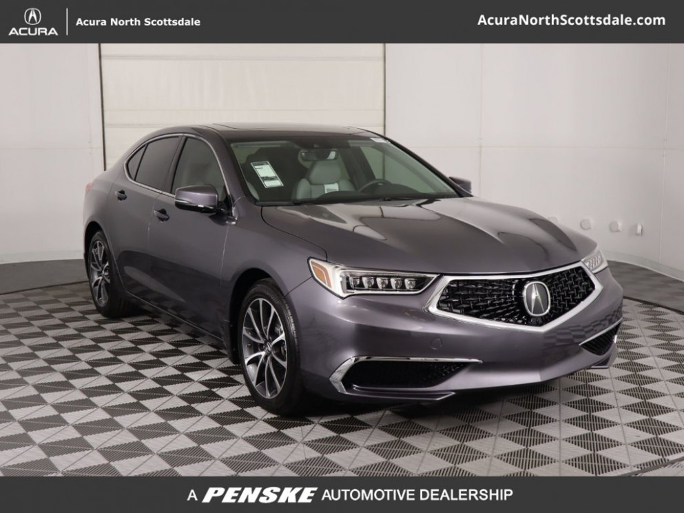 8 Used Acura TLX COURTESY VEHICLE at Bentley Scottsdale Serving Phoenix,  Tucson, Las Vegas, AZ, IID 8 - 2020 acura used