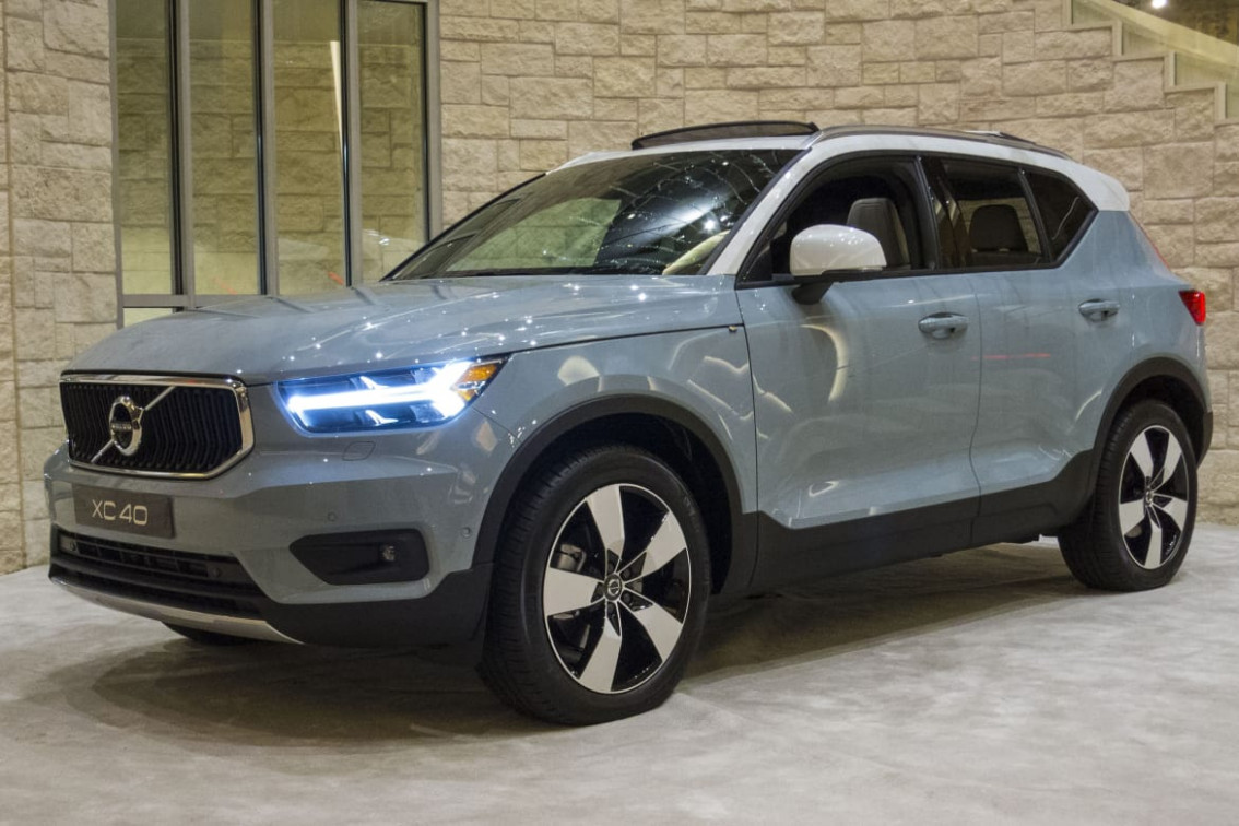 8 Volvo XC8 Gas Mileage Bests Less Powerful Rivals | News ...