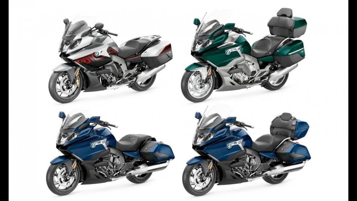 9 BMW K9GT K9GTL K9B & K9 Grand America new color range  photos & details