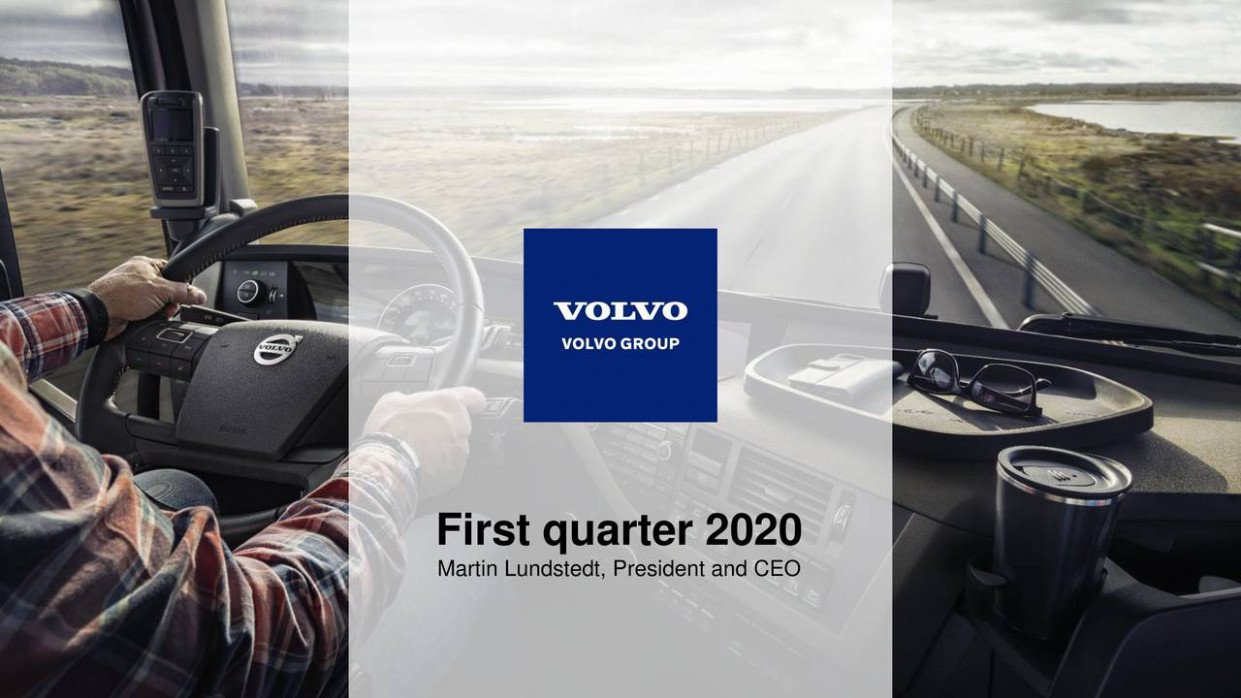 AB Volvo (publ) 8 Q8 - Results - Earnings Call Presentation ..