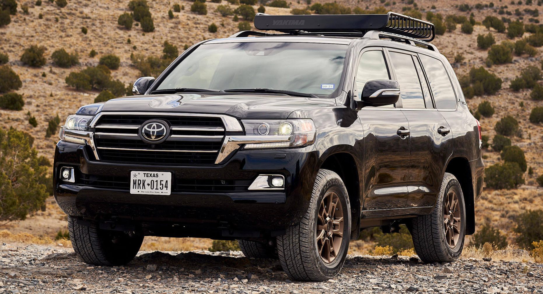 All-New 7 Toyota Land Cruiser To Premiere This August With ...