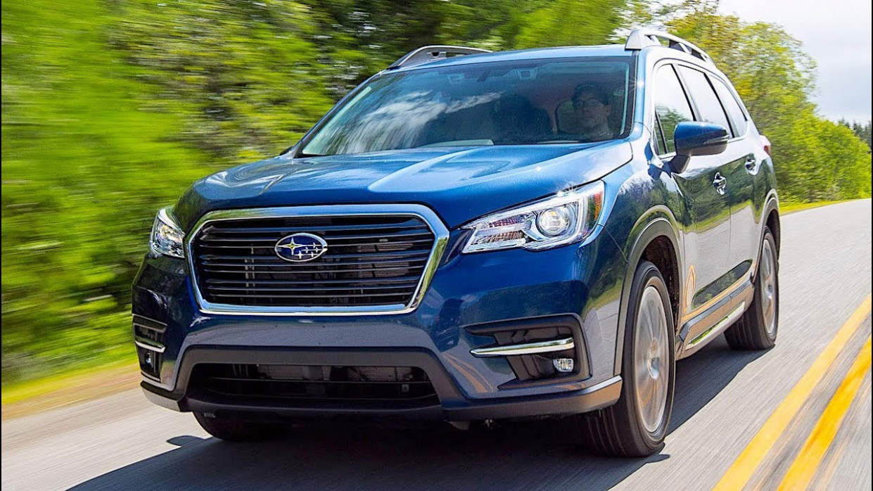 All-New Subaru Ascent review--A NICE SURPRISE!