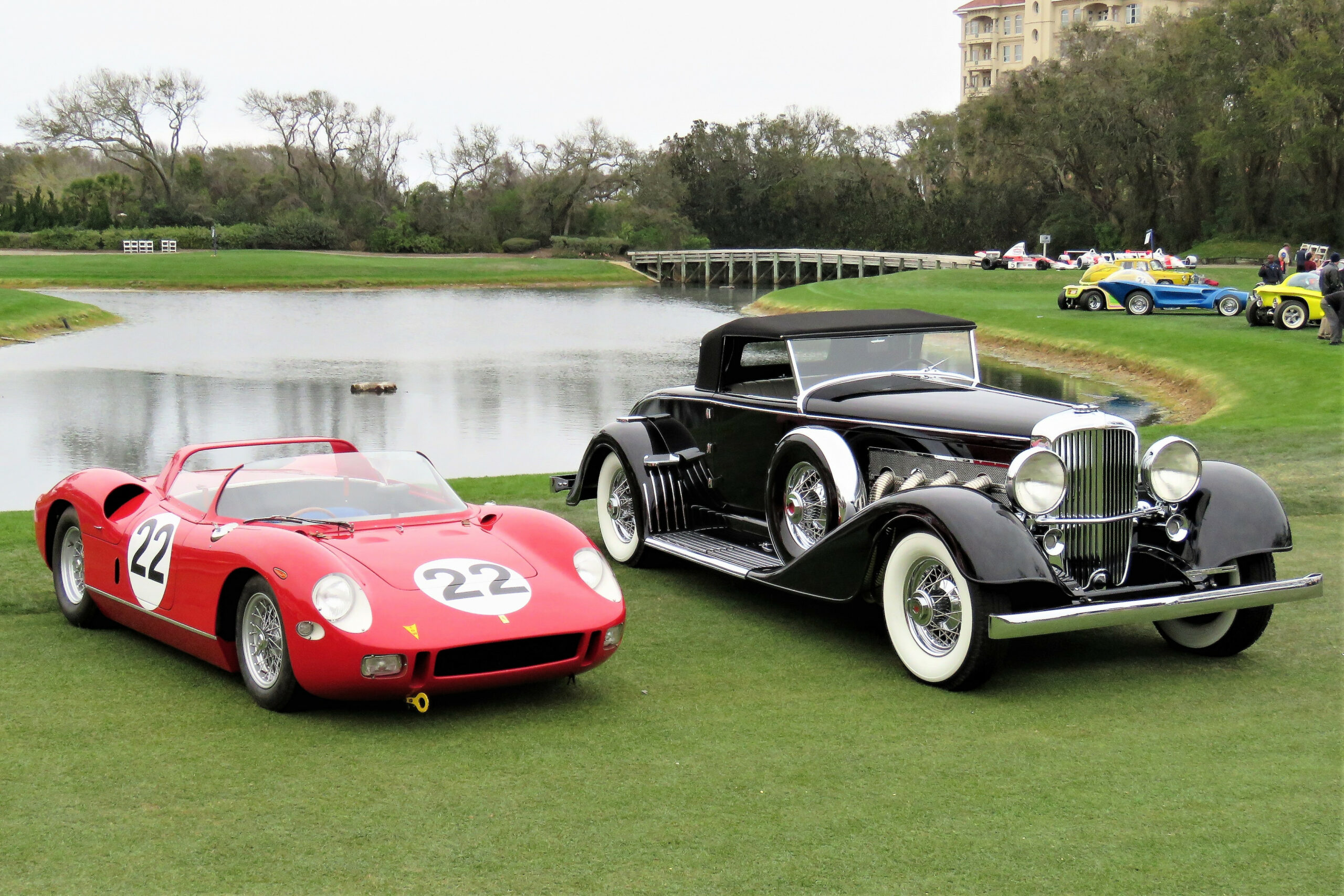 Amelia Island Concours changes its dates for 7 events