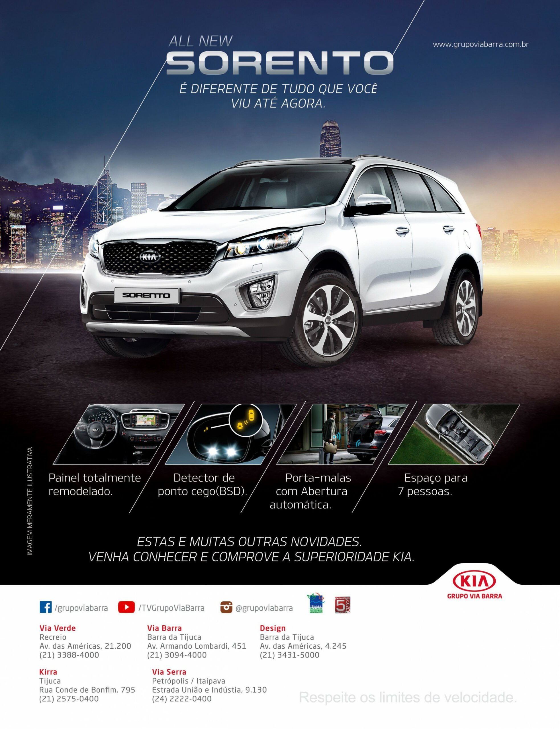 Announcement in 7 | Car advertising design, Kia motors, Car ..