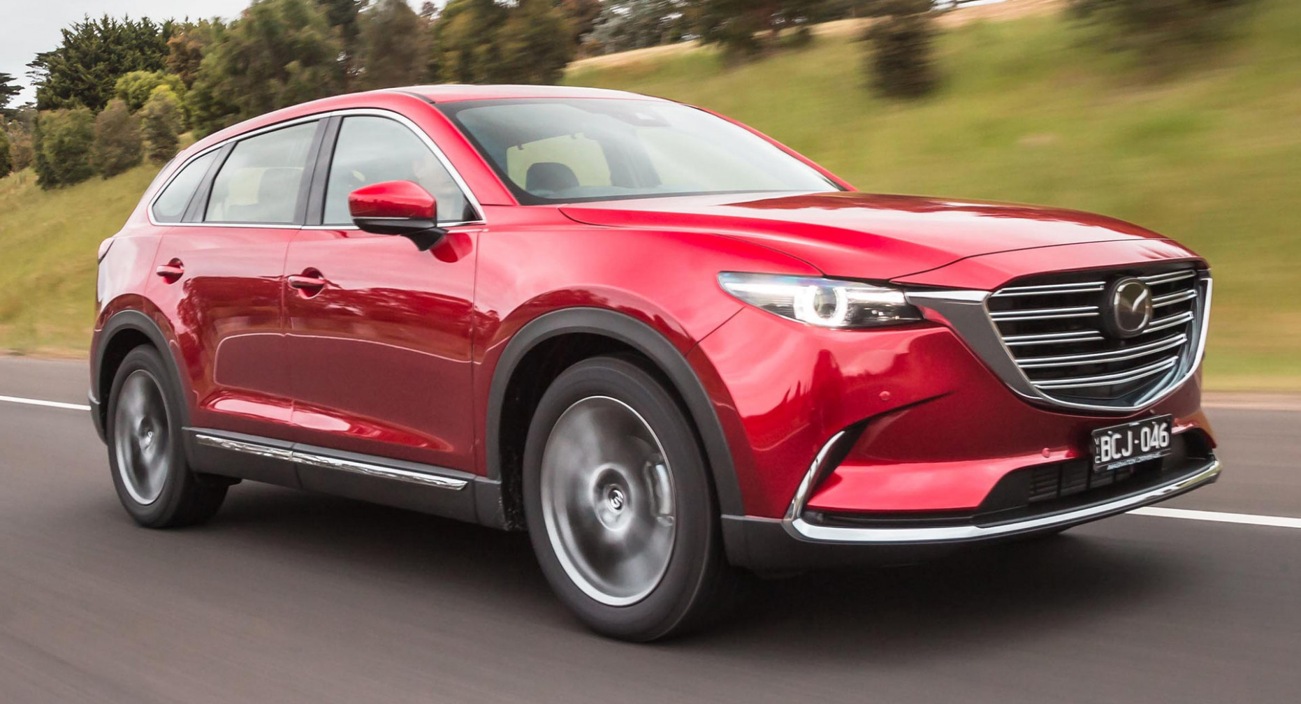 Australia's Mazda CX-8 Updated For 8 With New All-Wheel Drive ...