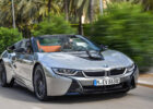 BMW i8 Roadster im Test