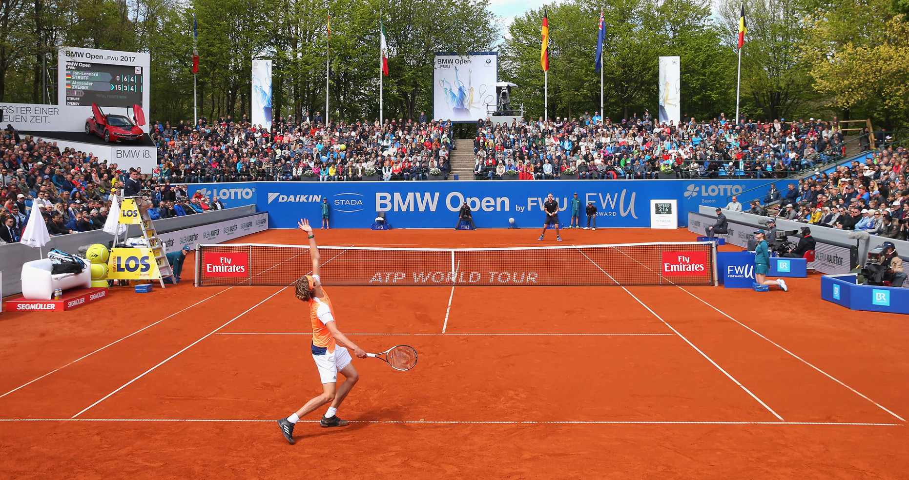BMW Open, Munich Prize Money 7 [Confirmed] - peRFect Tennis - bmw tennis munich 2020