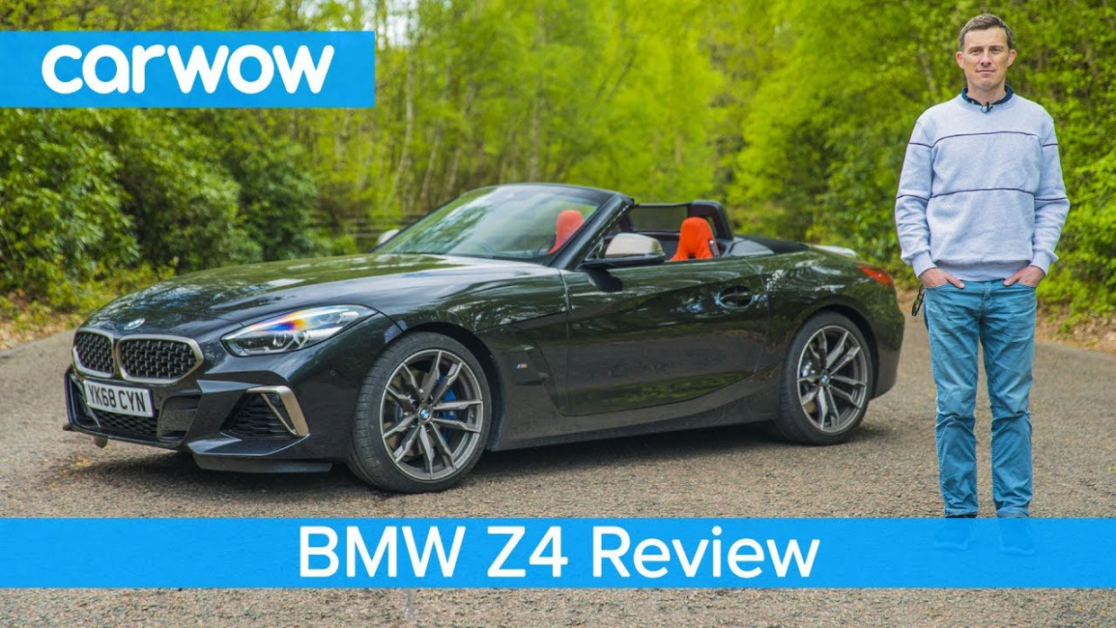 BMW Z7 Roadster 7 in-depth review | carwow Reviews - 2020 bmw z4 review