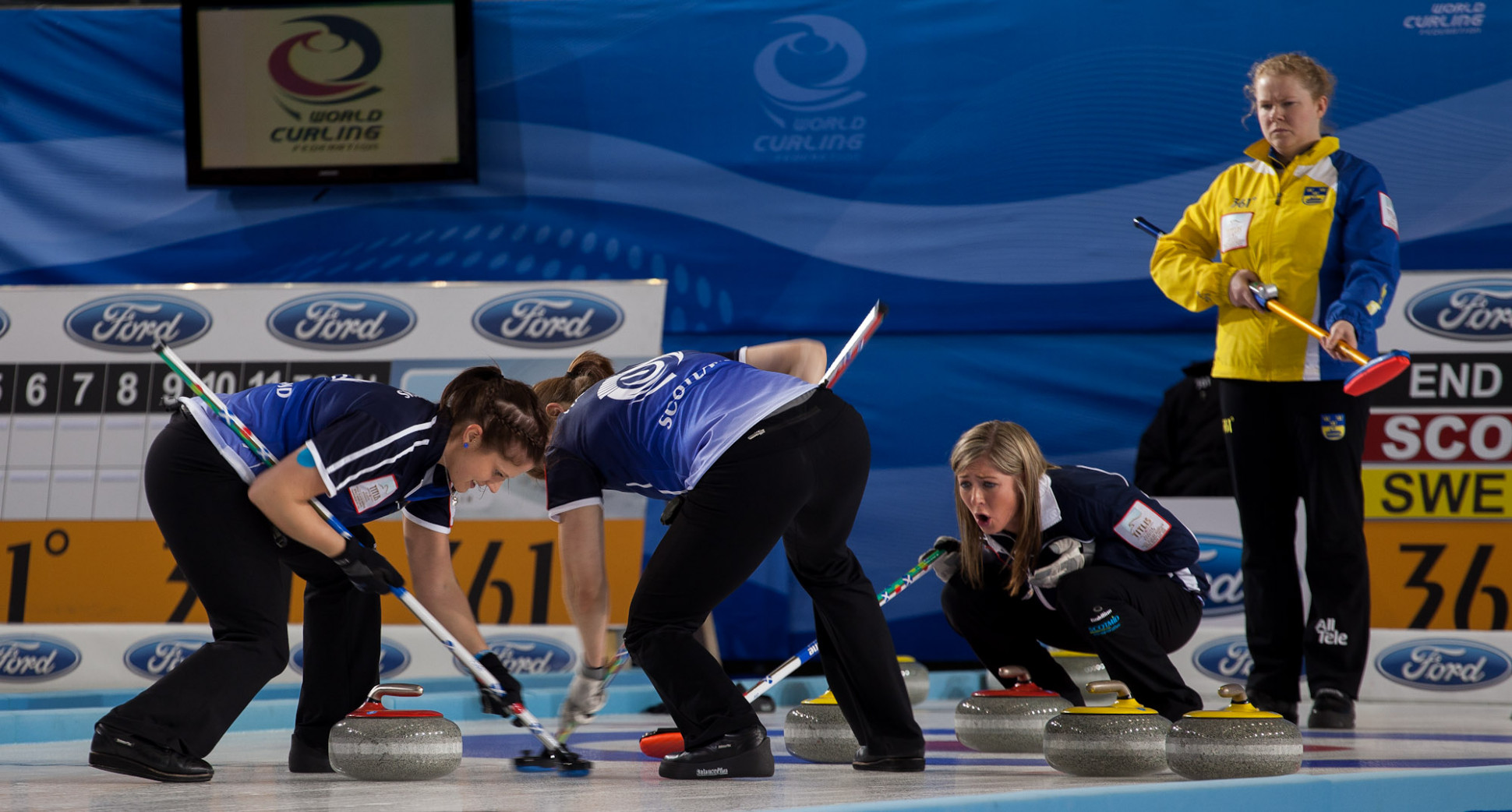 Broadcast schedule for classic world championship finals - World ...