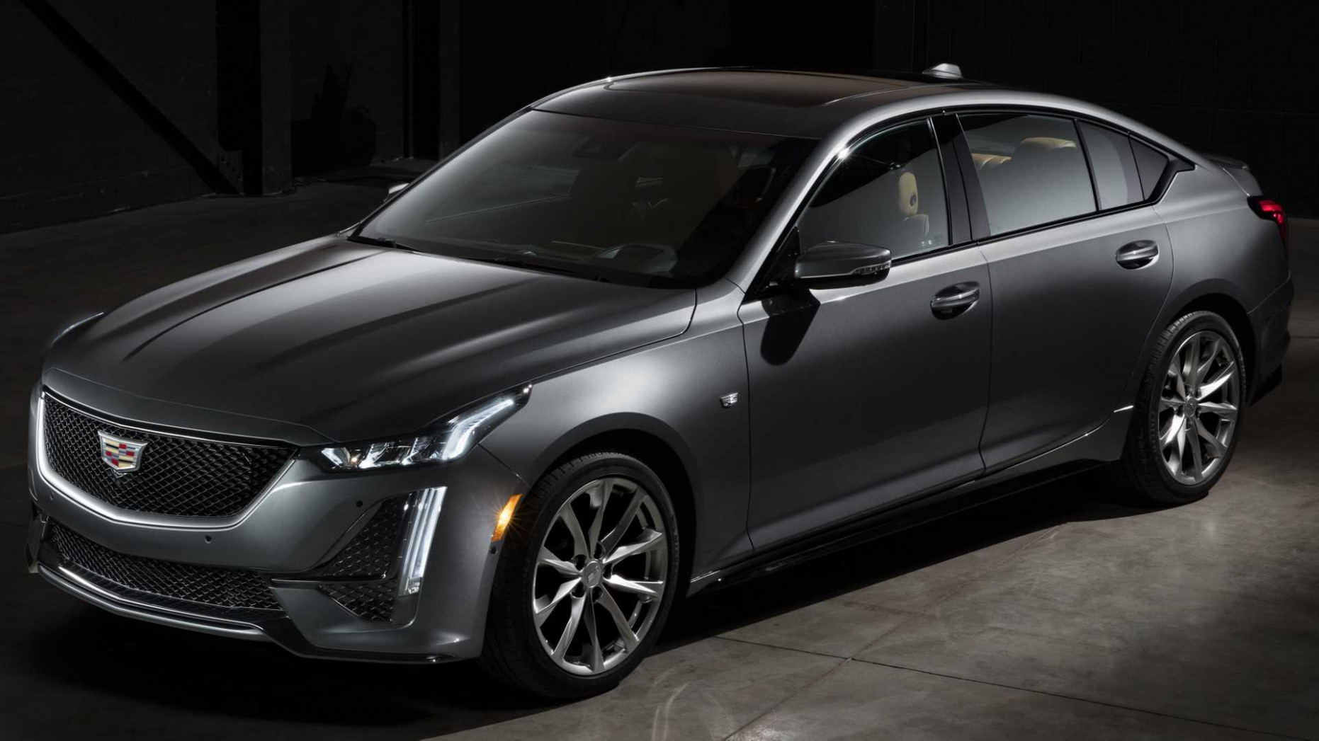 Cadillac CT8 (8): CTS-Nachfolger offiziell vorgestellt - 2020 cadillac images
