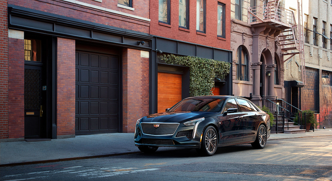 Cadillac CT8 not dead for U.S
