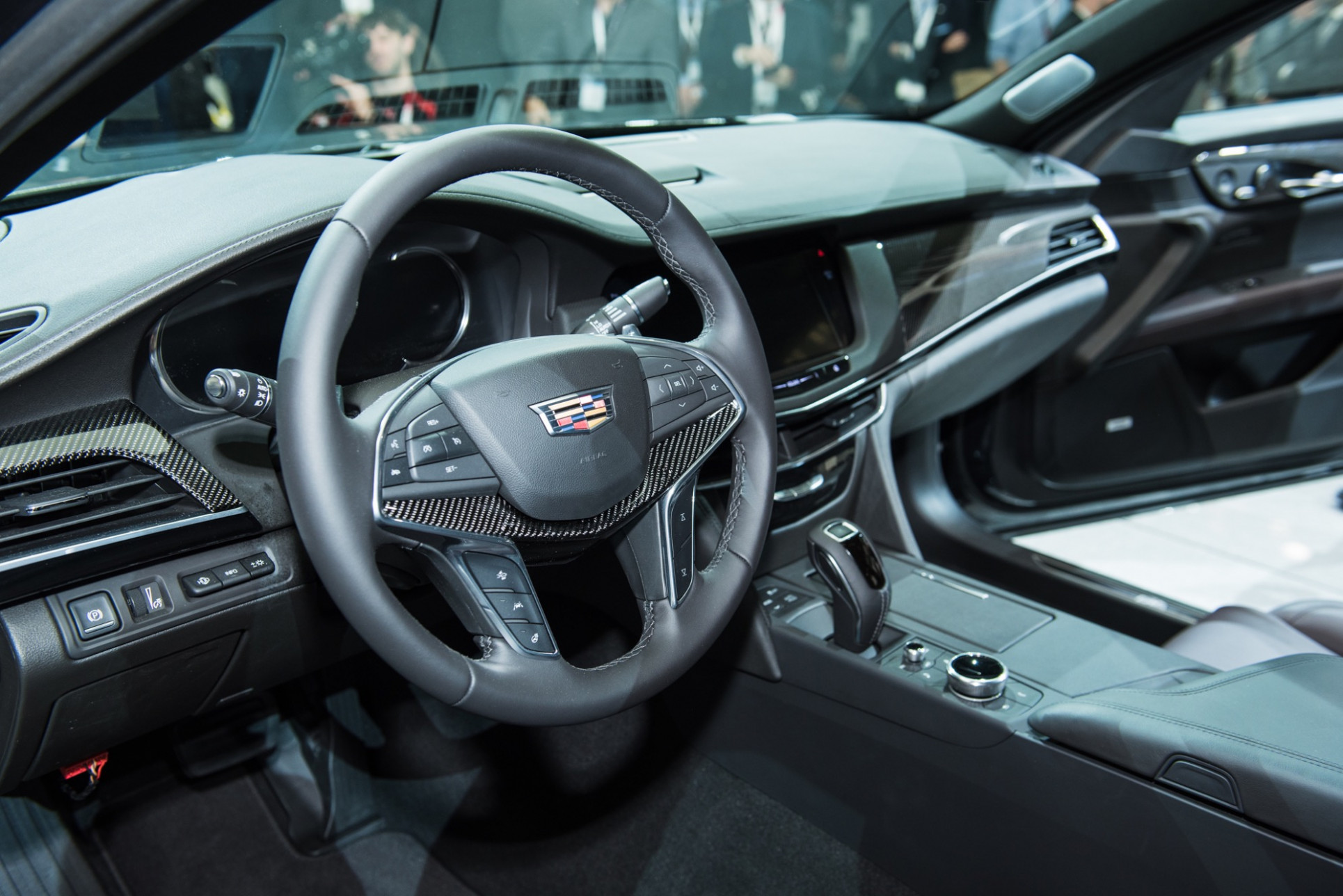 Cadillac CT8-V Gets Various Changes For 8 Model Year - 2020 cadillac ct6 interior