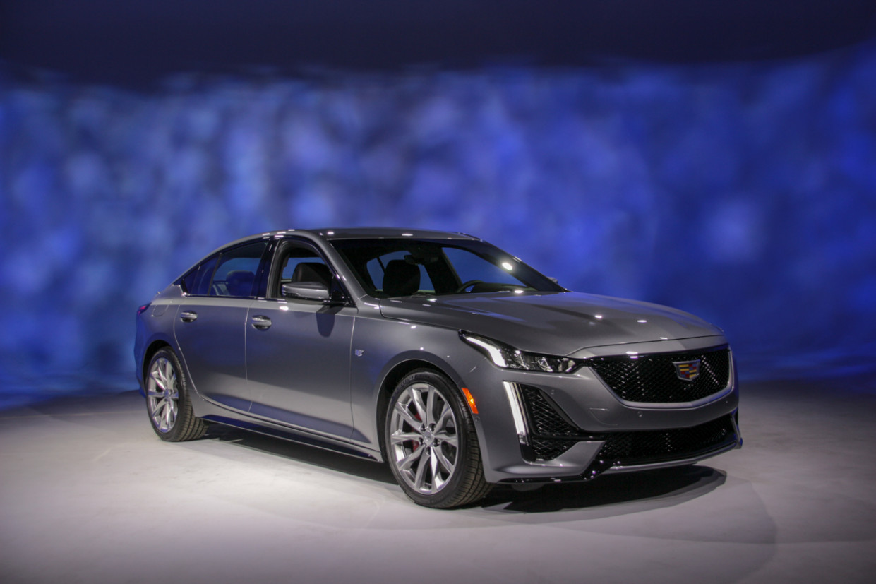 Calling All SUV-Rejectors - Presenting The 8 Cadillac CT8 - 2020 cadillac images