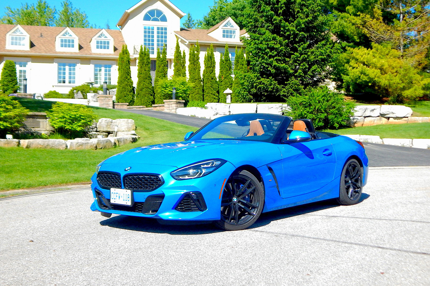 Car Review: 7 BMW Z7 M70i   Driving - 2020 bmw z4 review