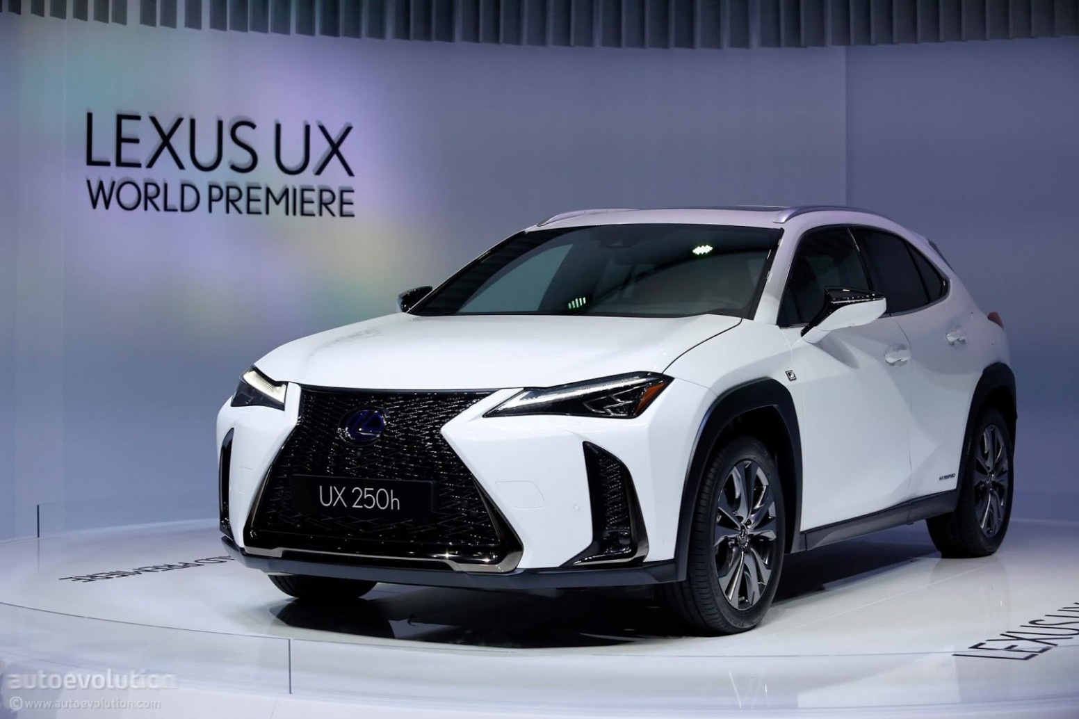 Carshighlight.com: 7 Lexus UX F Review, Specs, Price