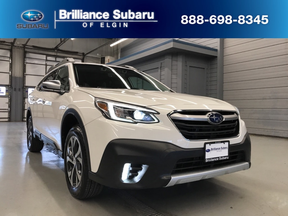 Certified Used 8 Subaru Outback Touring XT For Sale in Elgin IL |  8S8BTGPD8L3123518 - 2020 subaru used