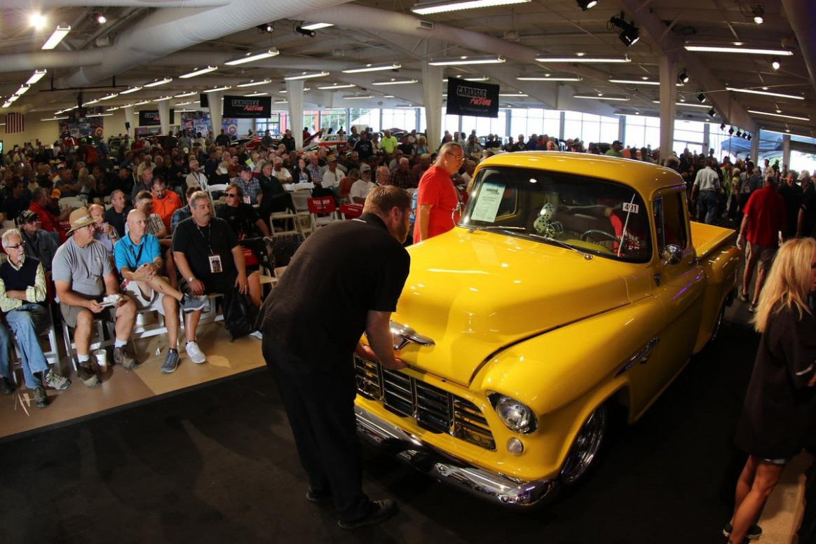Chevrolet Nationals Update And Happenings For 8