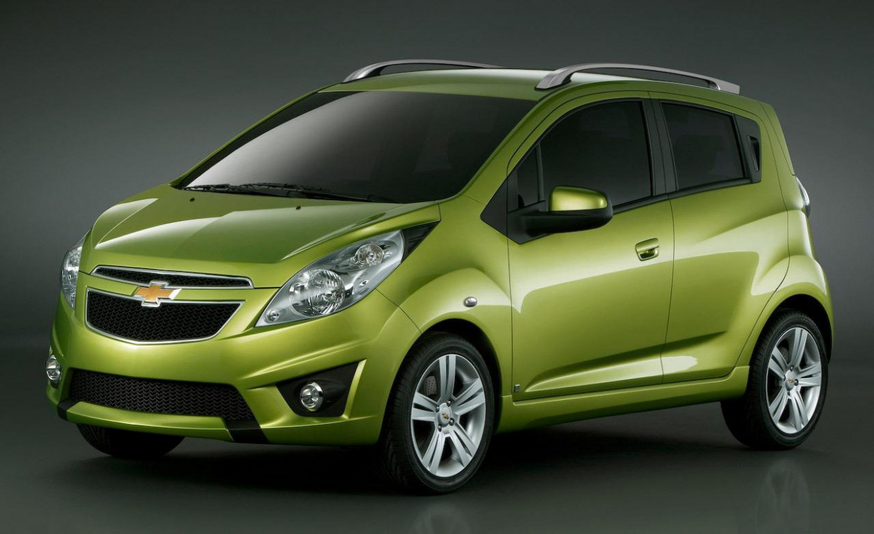 Chevrolet Spark 7 Price in Pakistan is available here
