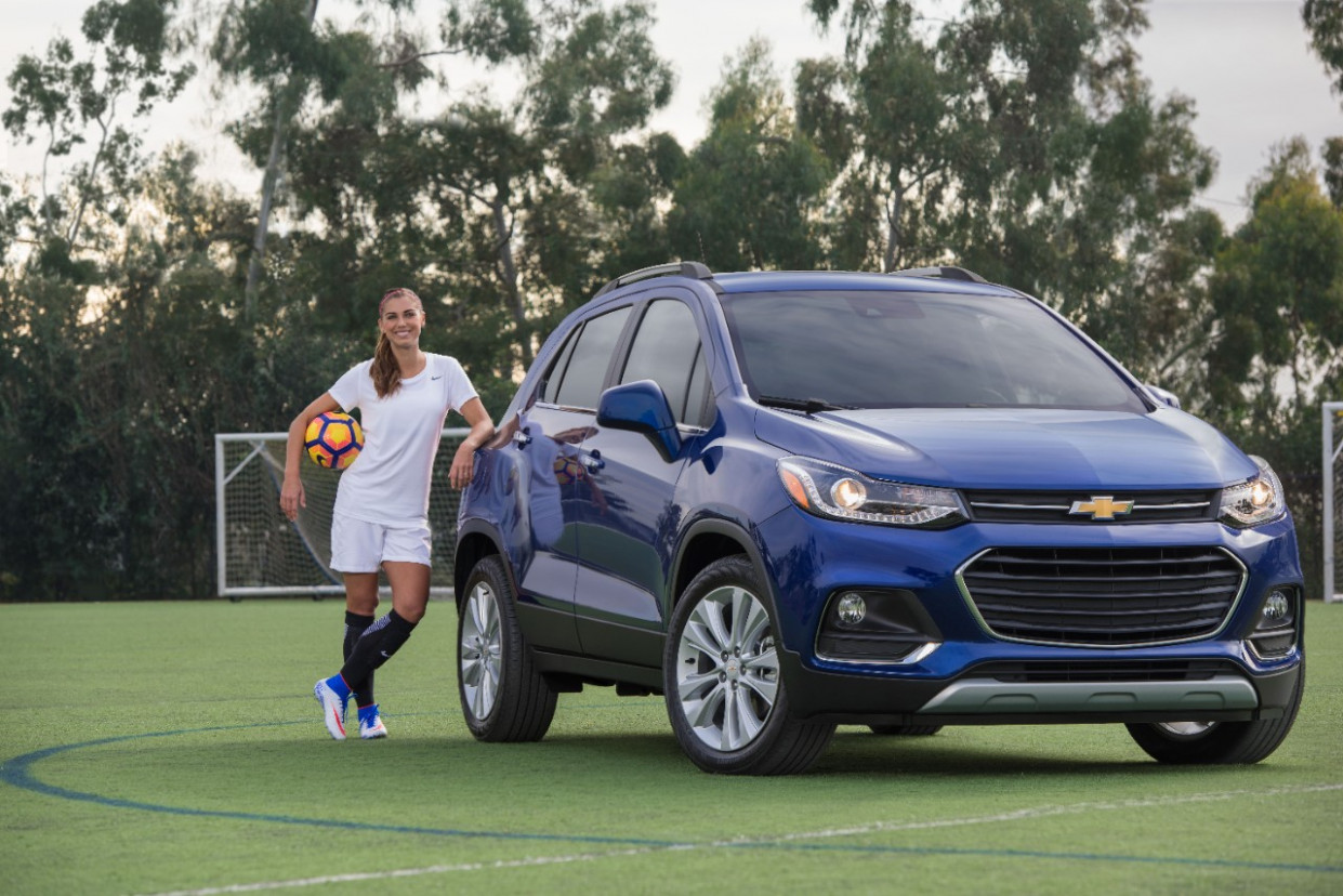 Chevrolet Trax Discount Cuts Price By $8,8 In January 8 | GM ..