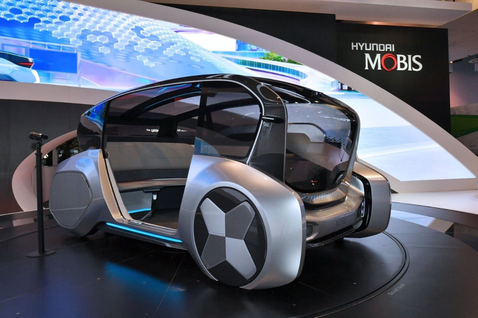 Concept Cars of the Future – Hyundai Mobis M.Vision S Can Predict ..